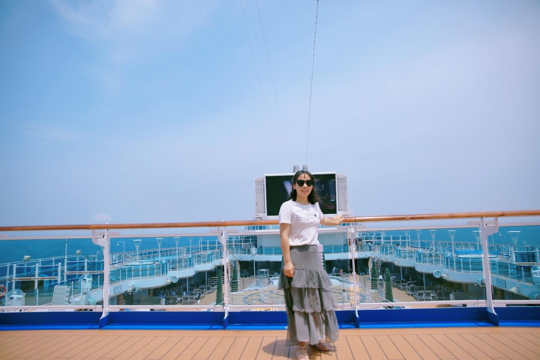 坐船去远航 盛世公主号